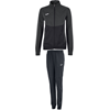 Joma | TRACKSUIT ESSENTIAL MICROFIBER DARK GREY-BLACK WOMEN | 11722-JOM-900700.110