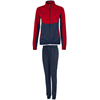 Joma | TRACKSUIT ESSENTIAL MICROFIBER NAVY BLUE -RED WOMEN | 11732-JOM-900700.306