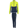 Joma | TRACKSUIT ESSENTIAL MICROFIBER NAVY BLUE-YELLOW WOMEN | 11763-JOM-900700.321