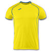 Joma | SHORT SLEEVE T-SHIRT OLIMPIA YELLOW-ROYAL BLUE | 11888-JOM-100736.907