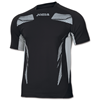 Joma | T-SHIRT ELITE III BLACK SHORT SLEEVE | 12026-JOM-1101.33.1024