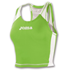 Joma | T-SHIRT SLEEVELESS RECORD WOMAN GREEN FLUOR | 12031-JOM-1001.23.2039