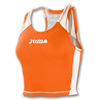 Joma | T-SHIRT SLEEVELESS RECORD WOMAN NARANJ FLUOR | 12032-JOM-1001.23.2038