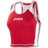 Joma | T-SHIRT SLEEVELESS RECORD WOMAN RED | 12035-JOM-1001.23.2032
