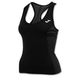 Joma | T-SHIRT SLEEVELESS BRAMA EMOTION BLACK | 12043-JOM-4483.55.201