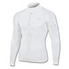 Joma | T-SHIRT BRAMA EMOTION WHITE WITH NECK L/S | 12045-JOM-4477.55.902
