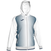 Joma | SUPERNOVA HOODED JACKET WHITE-NAVY | 12491-JOM-101285.203