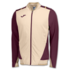 Joma | TENNIS JACKET BEIGE-DARK RED | 12533-JOM-100561.652