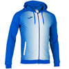 Joma | SUPERNOVA HOODED JACKET ROYAL-WHITE | 12550-JOM-101285.702