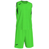 Joma | CAMPUS BASKETBALL SET FLUORESCENT GREEN-BLACK N/S | 12792-JOM-101373.021