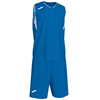 Joma | CAMPUS BASKETBALL SET ROYAL-WHITE N/S | 12806-JOM-101373.702