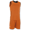 Joma | SLEEVELESS STRIP SPACE II ORANGE | 12830-JOM-100692.801