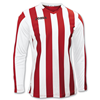 Joma | T-SHIRT COPA RED-WHITE LONG SLEEVE | 13568-JOM-100002.600