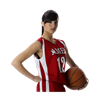 Alleson Athletic | Womens Reversible Basketball Jersey | 1361-ALL-54MMRW