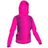 Joma | SUPERNOVA WOMEN'S HOODED JACKET FLUORESCENT PINK-NAVY | 13635-JOM-900891.033