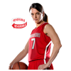 Alleson Athletic | Girls Reversible Basketball Jersey | 1365-ALL-531RWY