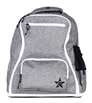 Rebel Athletic | Moonstruck Rebel Dream Bag With White Zipper | 14097-REB-DBMOONSTRUCKWHT