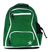 Rebel Athletic | Lucky Green Rebel Dream Bag With White Zipper Pre-Order Now | 14103-REB-DBLUCKYGREENWHT