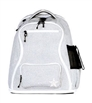 Rebel Athletic | Opalescent Rebel Dream Bag With White Zipper Coming Feb 2020 | 14105-REB-DBOPALESCENTWHT