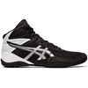 ASICS | Matflex 6 GS Youth Wrestling Shoe Black / Silver | 14298-ASC-1084A007