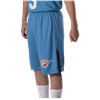 Alleson Athletic | Adult NBA And WNBA Logo Short | 1473-ALL-A205LA