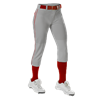 Alleson Athletic | Girls Belt Loop Fastpitch Pant | 1486-ALL-625PBWY