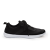 Pastry | Adult Studio Trainer Sneaker In Black / White | 15667-PAS-81093