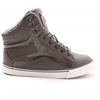 Pastry | Pop Tart Grid Adult Hip Hop Sneaker In Charcoal | 15681-PAS-80788