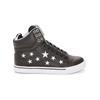 Pastry | Pop Tart Star Youth Sneaker In Black / Silver | 15705-PAS-28294