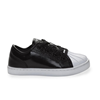 Pastry | Paris Praline Youth Sneaker In Black / White | 15712-PAS-79664