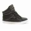 Pastry | Pop Tart Grid Youth Hip Hop Sneaker In Black / White | 15713-PAS-80845