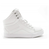 Pastry | Pop Tart Grid Youth Sneaker In White | 15714-PAS-78750