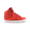 Pastry | Pop Tart Glitter Youth Sneaker In Red | 15735-PAS-90737