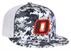 Pacific Headwear | D-Series Digi Camo Trucker | 3388-PAC-8D8