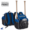 "CHAMPRO Sports | Player's Pack 9""X18""X18"" 