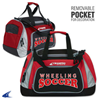 "CHAMPRO Sports | Pro-Plus Personal Gear Bag, 24""X14""X12"" 