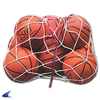 CHAMPRO Sports | Braided Nylon Ball Bag (Holds 10 Basketballs) | 5949-CHP-A300