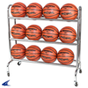 CHAMPRO Sports | Ball Rack With Casters | 5957-CHP-BR12