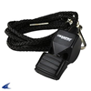 CHAMPRO Sports | Officials' Whistle W/Lanyard  & Mouth Cushion | 5995-CHP-A336CL