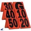 CHAMPRO Sports | Weighted Football Yard Markers | 6064-CHP-A102WXL