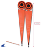 CHAMPRO Sports | Deluxe Set Of Bullseyes | 6070-CHP-A103B