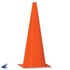 CHAMPRO Sports | Plastic Marker Cones Orange | 6119-CHP-A130