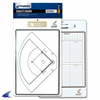 CHAMPRO Sports | Baseball / Softball Coach's Board Dry Erase With Marker | 6178-CHP-A091