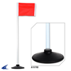 CHAMPRO Sports | Corner Flags With Rubber Bases | 6220-CHP-A193RB