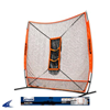 CHAMPRO Sports | Mvp Portable Training Net With Tz3 Training Zone 5' X 5' | 6403-CHP-NB32