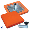 "CHAMPRO Sports | 15"" X 15"" X 3"" Orange Safety Base 