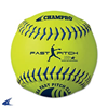 "CHAMPRO Sports | Usssa  11"" Fast Pitch Leather Cover .47cor 