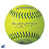 "CHAMPRO Sports | Usssa 12"" Classic Stadium- Leather Cover .47 Cor 