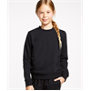 Soffe | Girls Core Fleece Crew Sweatshirt | 8590-SOF-7332G