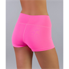 Covalent Activewear | Girls Shorty Short Hot Pink | 9634-COV-510632
